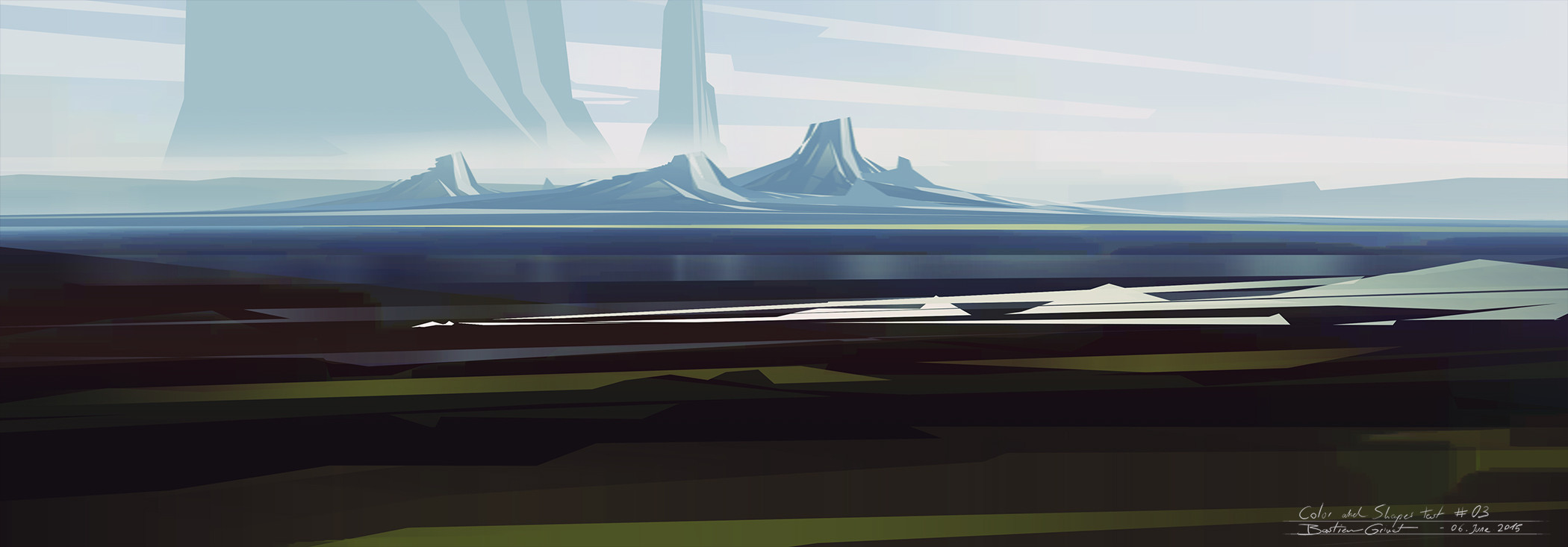 Color and shapes test 03