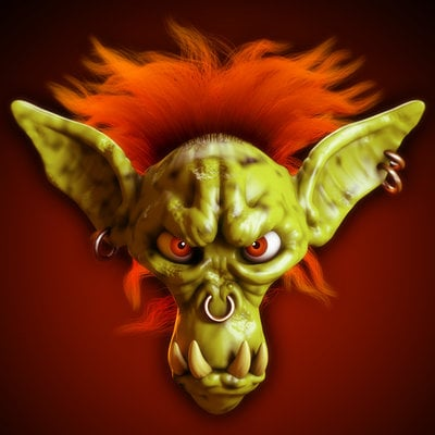 Mike robinson merged goblin head 01