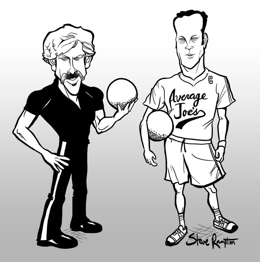 Steve rampton dodgeball