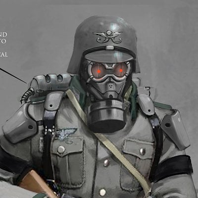 Timo peter callout nazi soldier