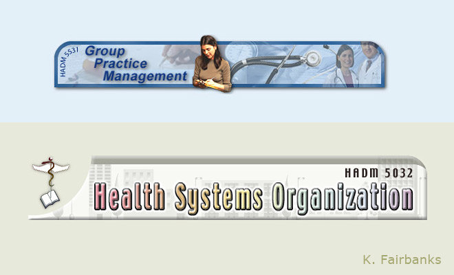 Web page banners for previous employer. Media: Illustrator and Photoshop
