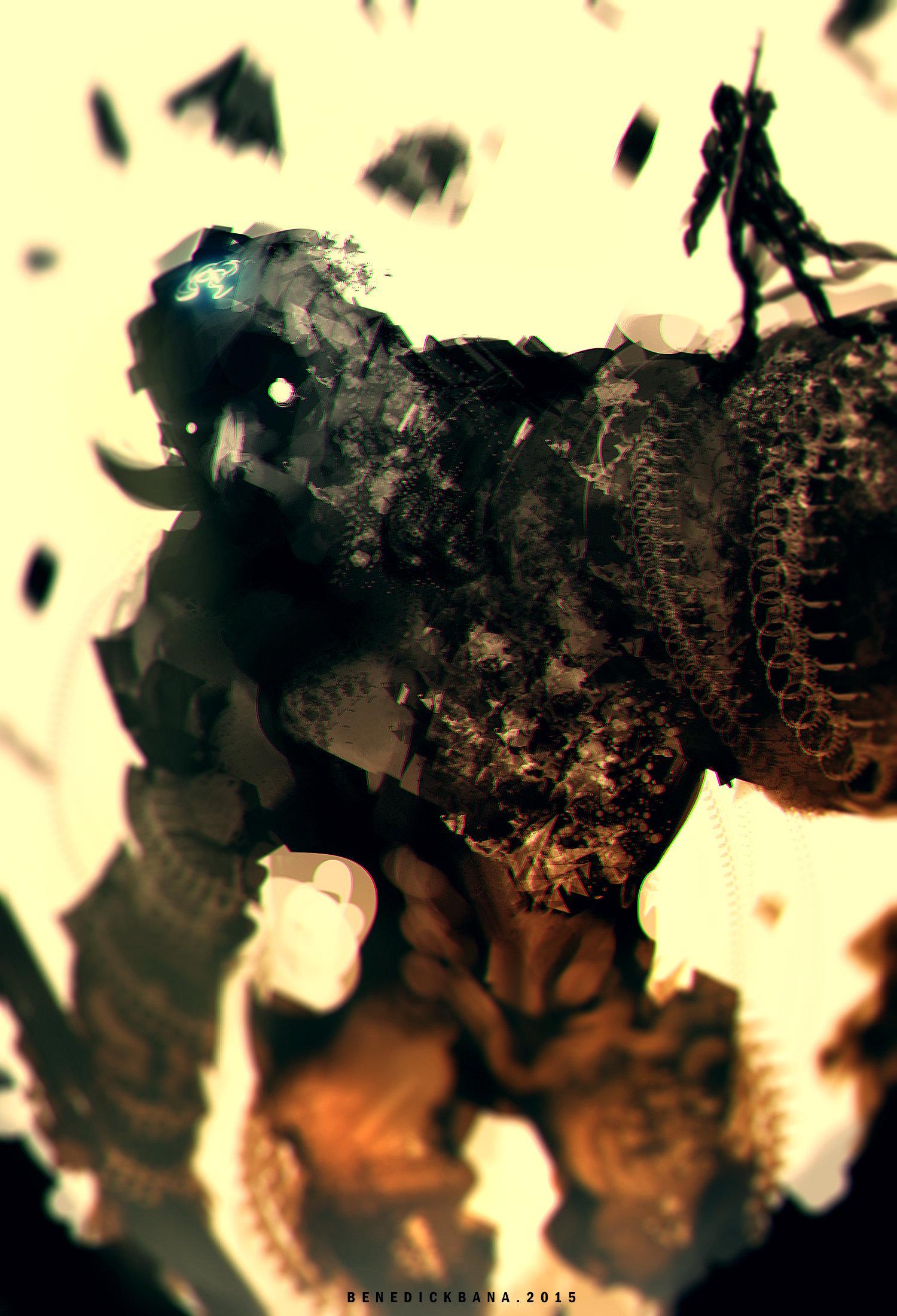Benedick bana shadow of the colossus b