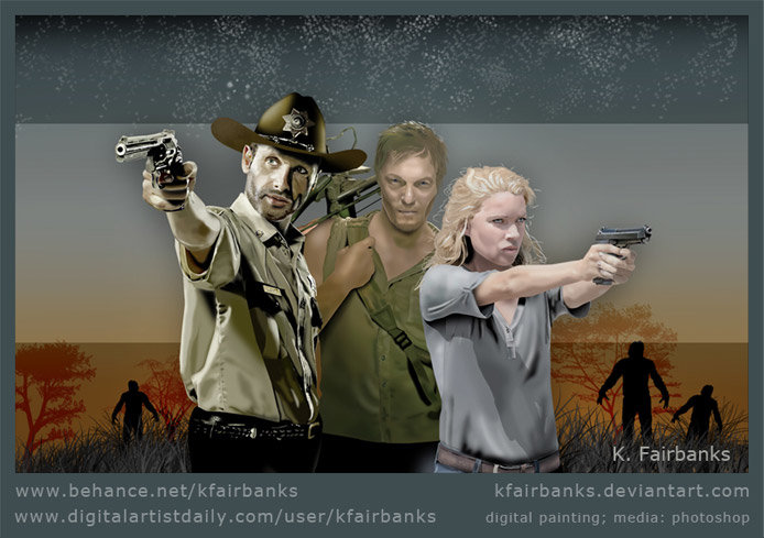 K fairbanks walkingdeadcharacters by k fairbanks