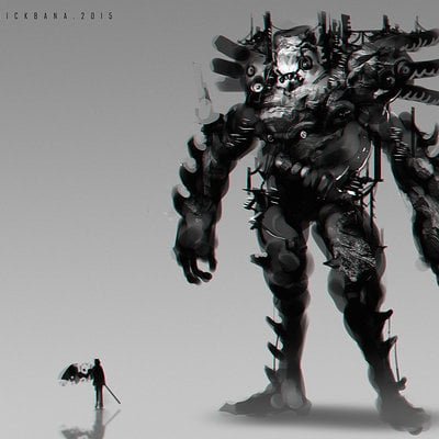 Benedick bana shadow of the colossus d