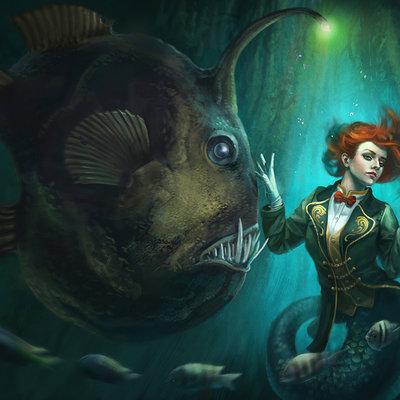 Luisa preissler ocean circus luisa preissler