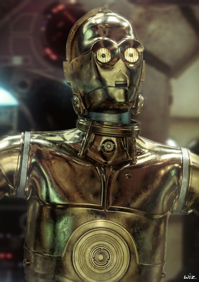 Paul johnson 3po falcon