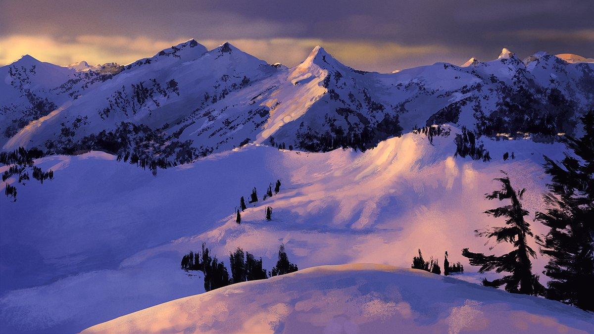 Dmitry desyatov study mountains 090615