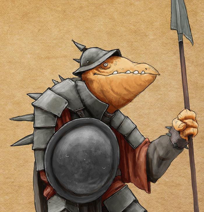 Thijs de vries lizard 2