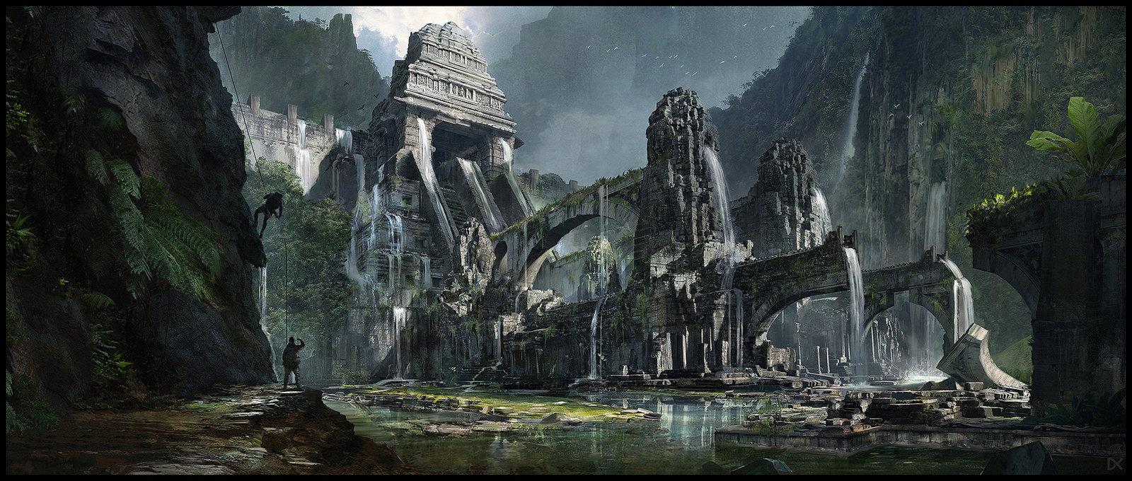 Atlantis Entrance