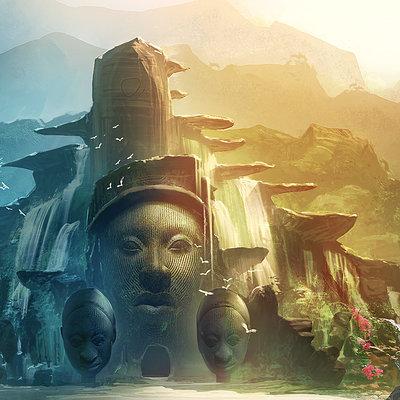 Godwin akpan faces of gods
