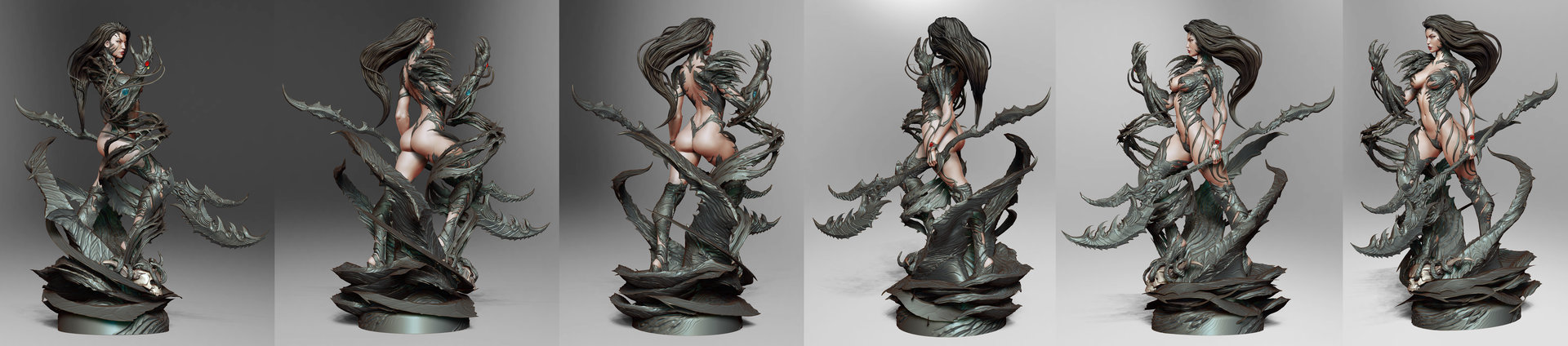 David giraud witchblade