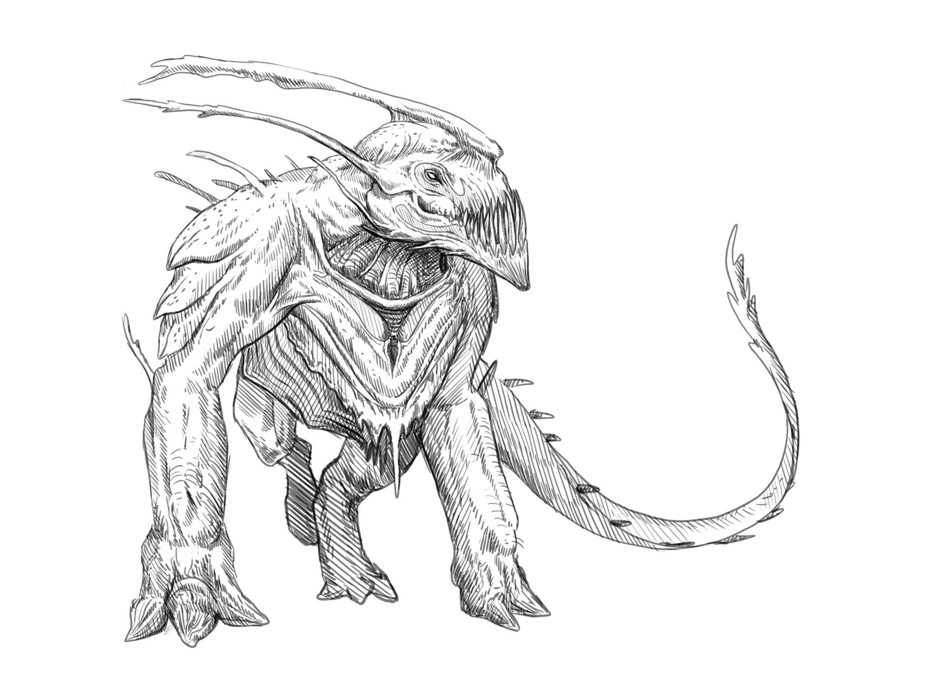 Ema Klucovska Mutant Monster02