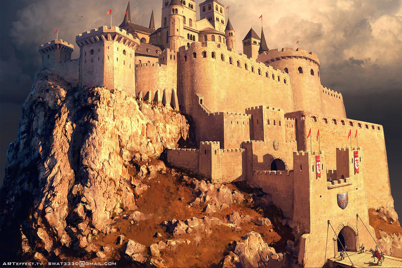 Sviatoslav gerasimchuk templar castle