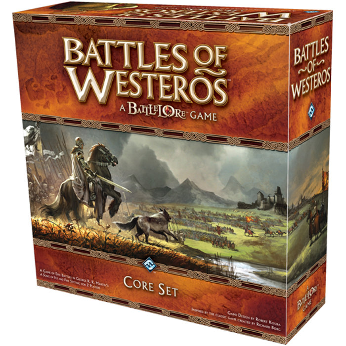 Tomasz jedruszek game board battles of westeros
