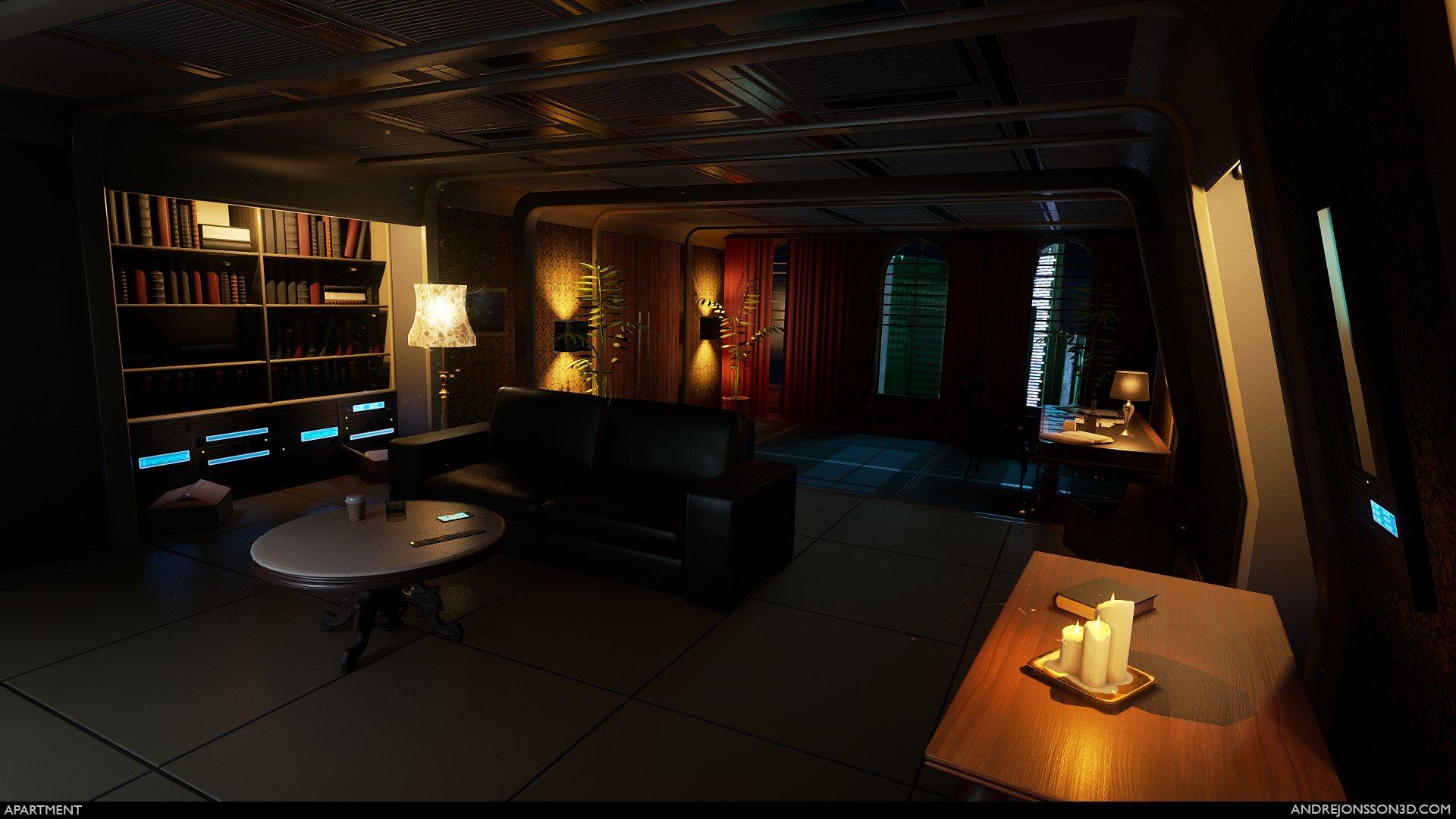 Andre jonsson apartment 05