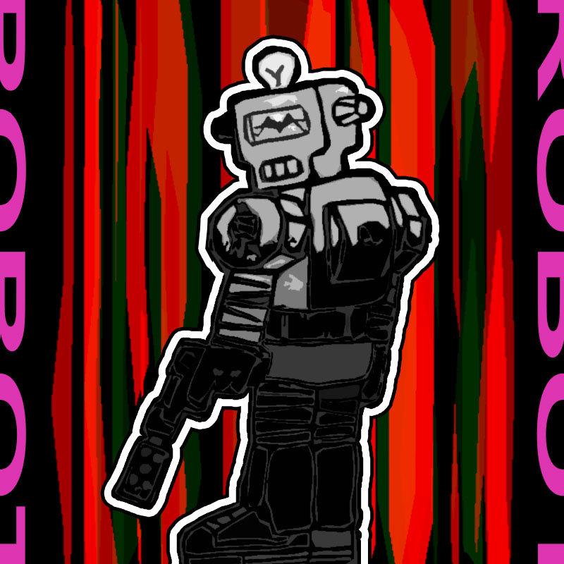 Cristofer gonzalez robotrobot
