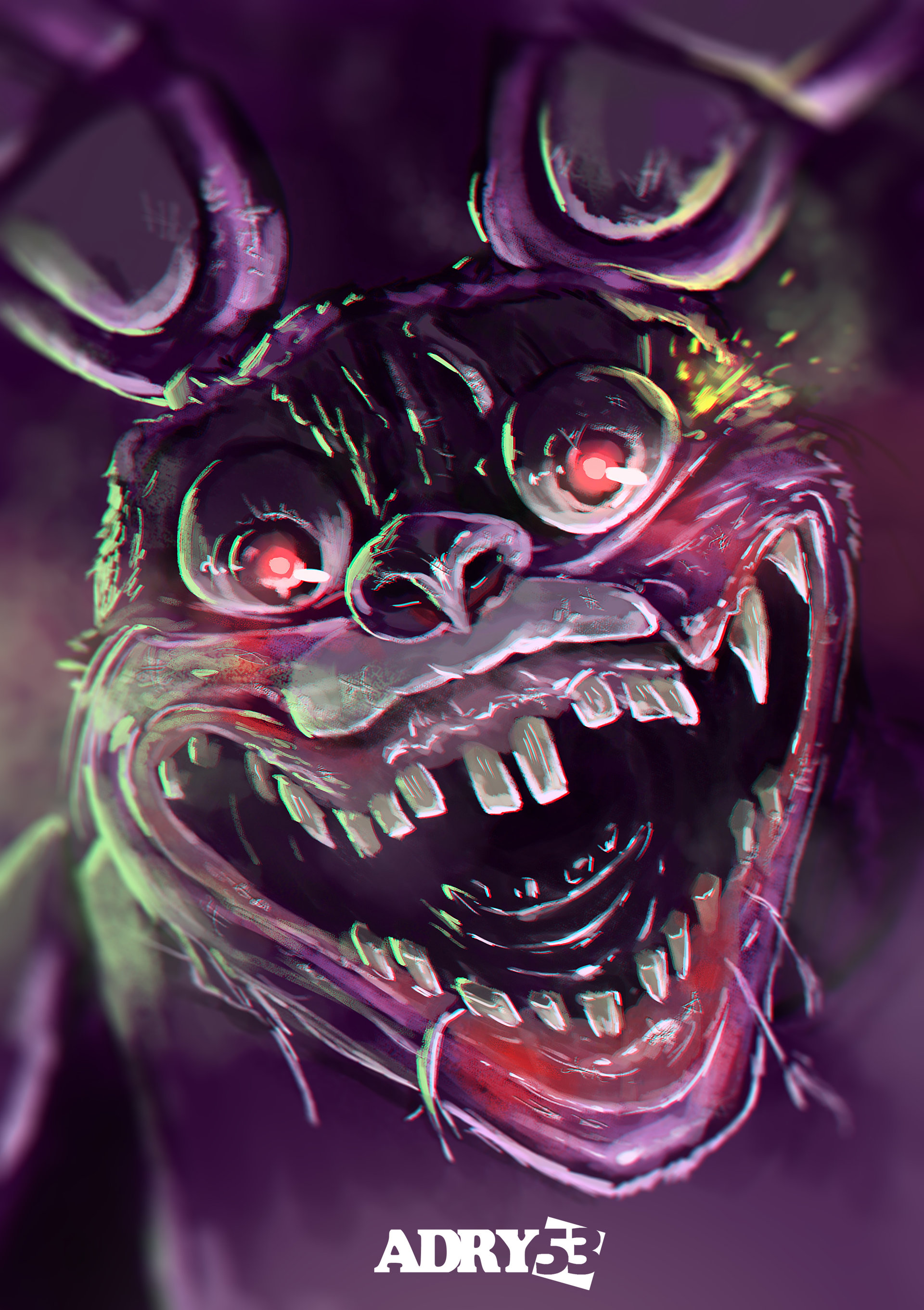 timothy adry withered bonnie