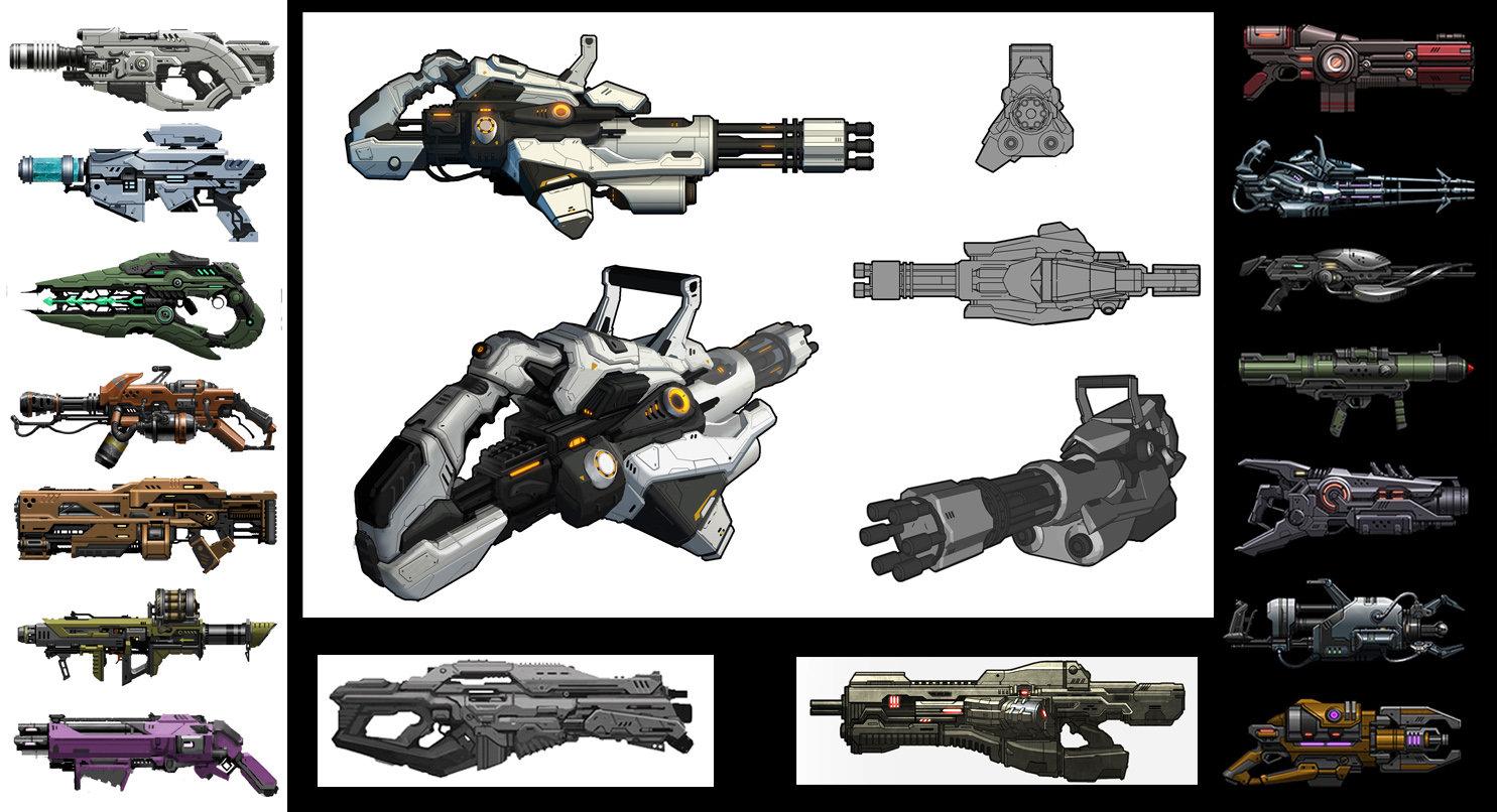 Mac smith guns