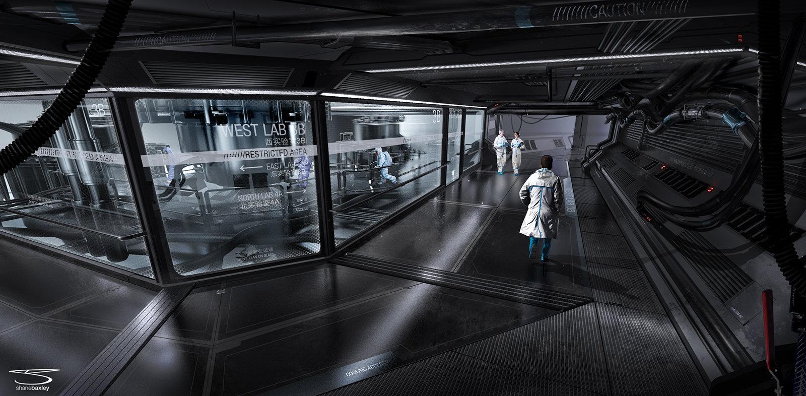 Shane baxley lab interior 1c baxley lorezzed