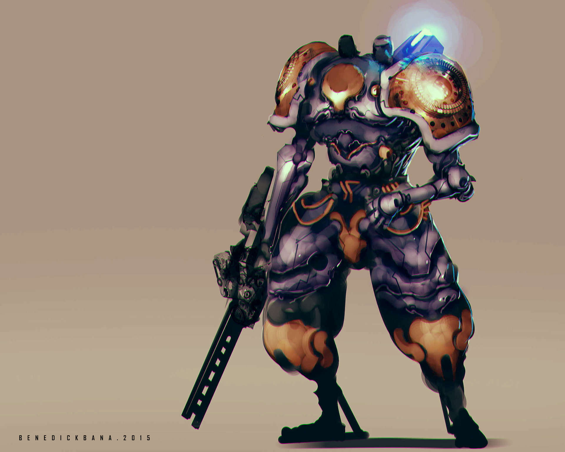 Benedick bana saintknight