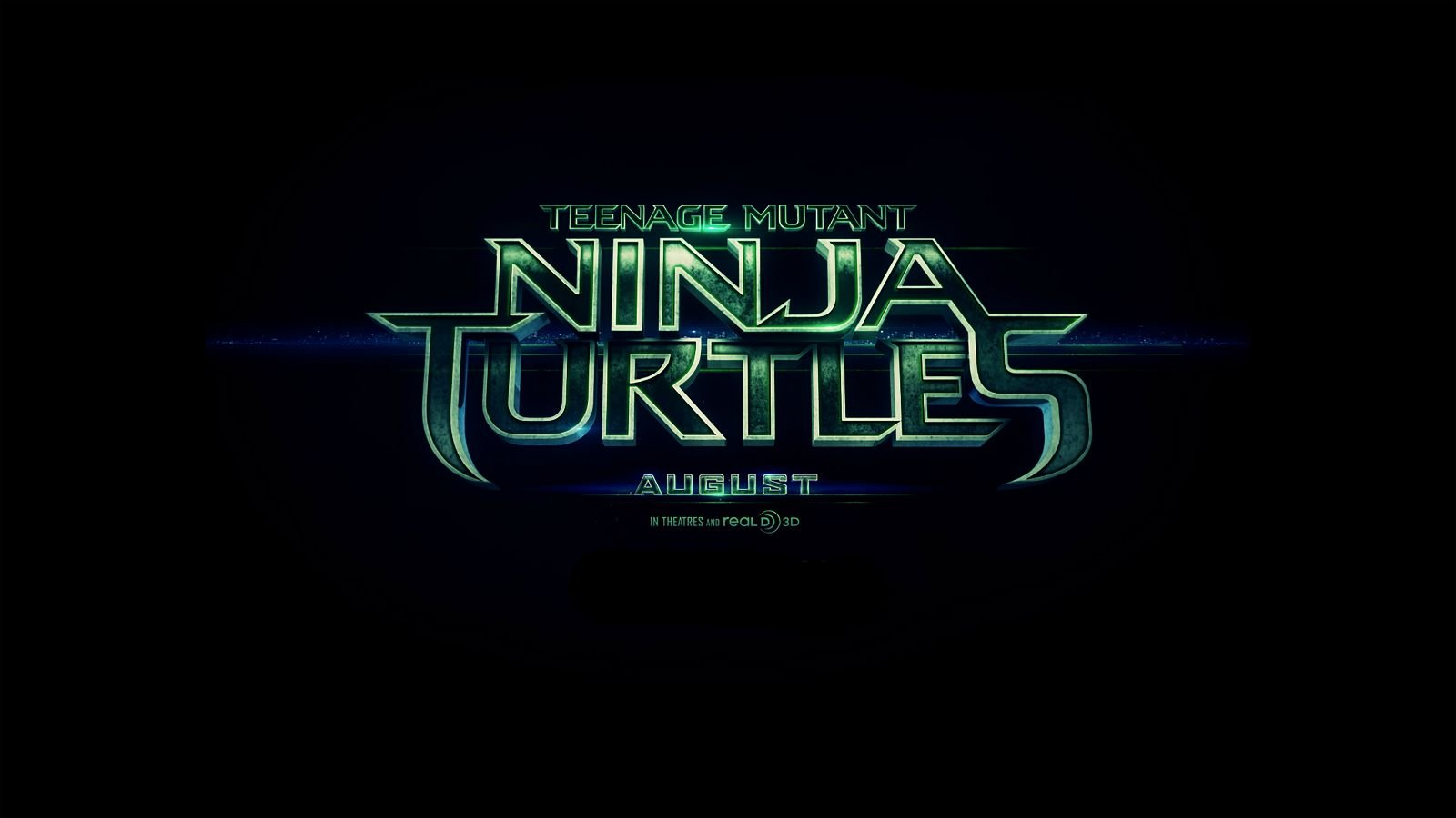 Paul gerrard 2014 teenage mutant ninja turtles movie logo poster1