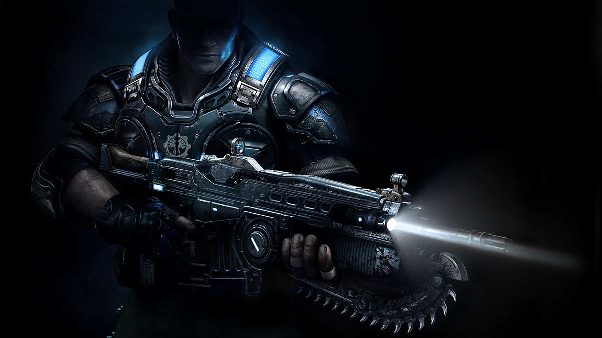 Daniel bohrer gears of war 4 long