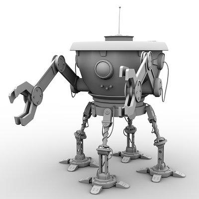 Angelo tsiflas littlerobot4k