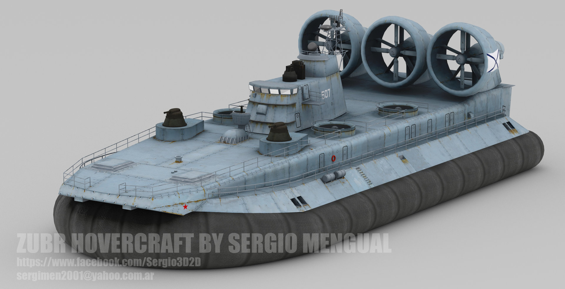 Sergio gabriel mengual zubr render v2 publish