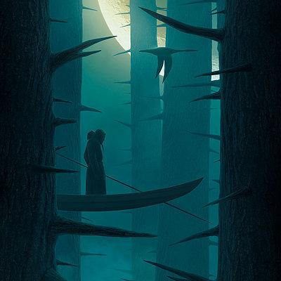 Alexey egorov floating in a dream