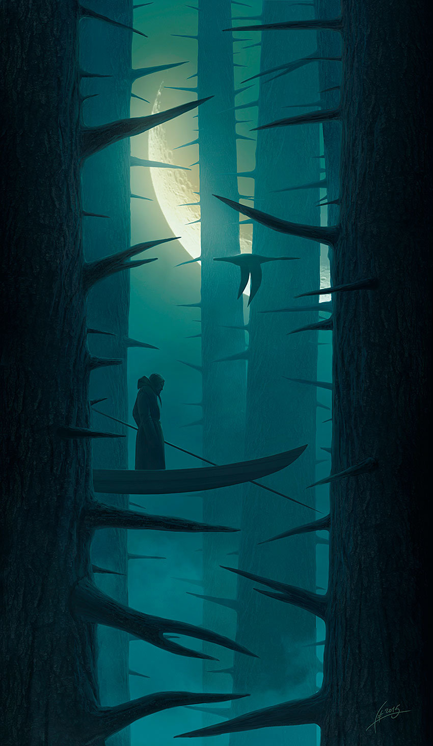 Alexey egorov floating in a dream