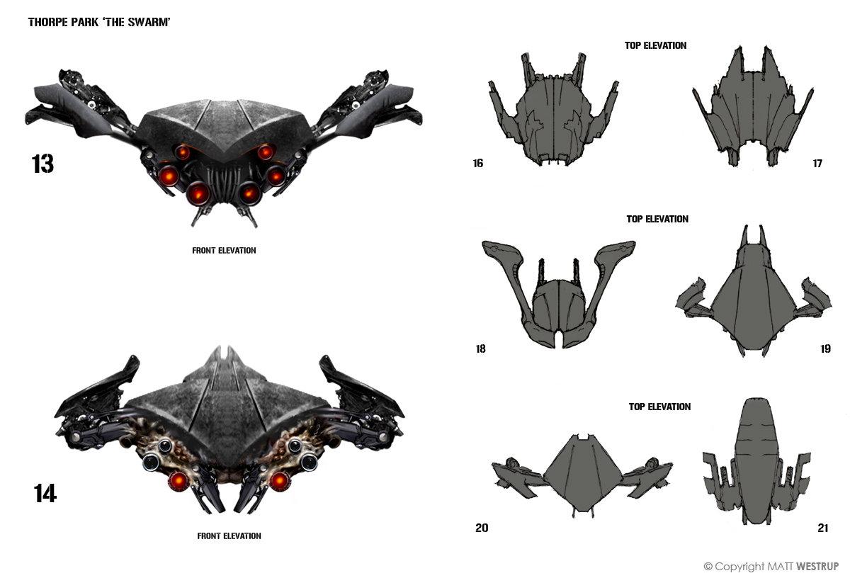Character ark creature artwork 03