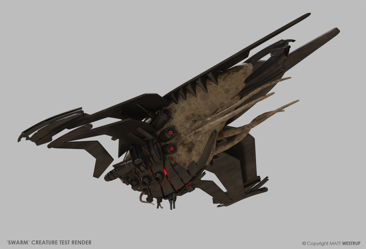 Character ark creature artwork 05