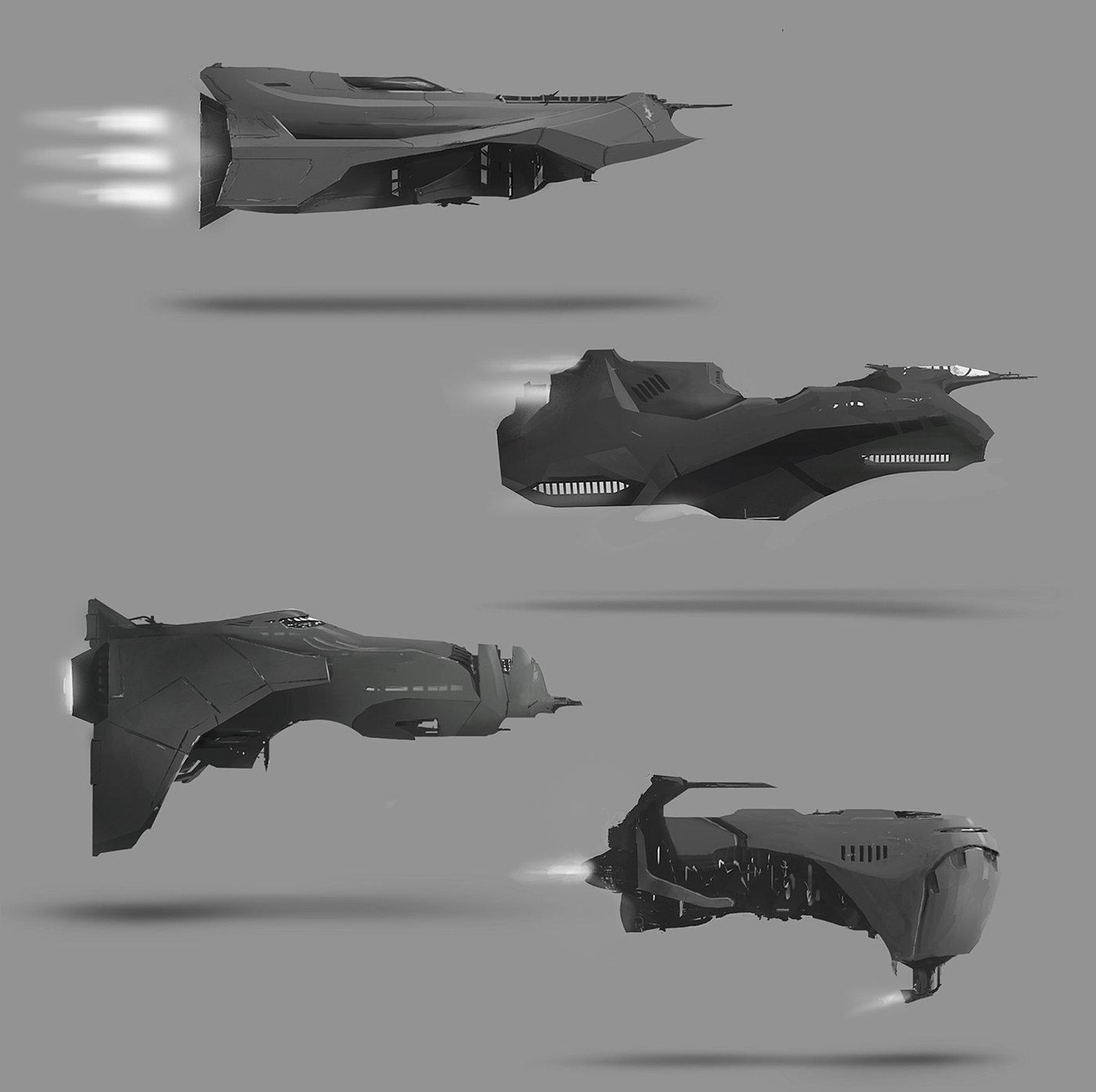 Mark orzechowski spaceships