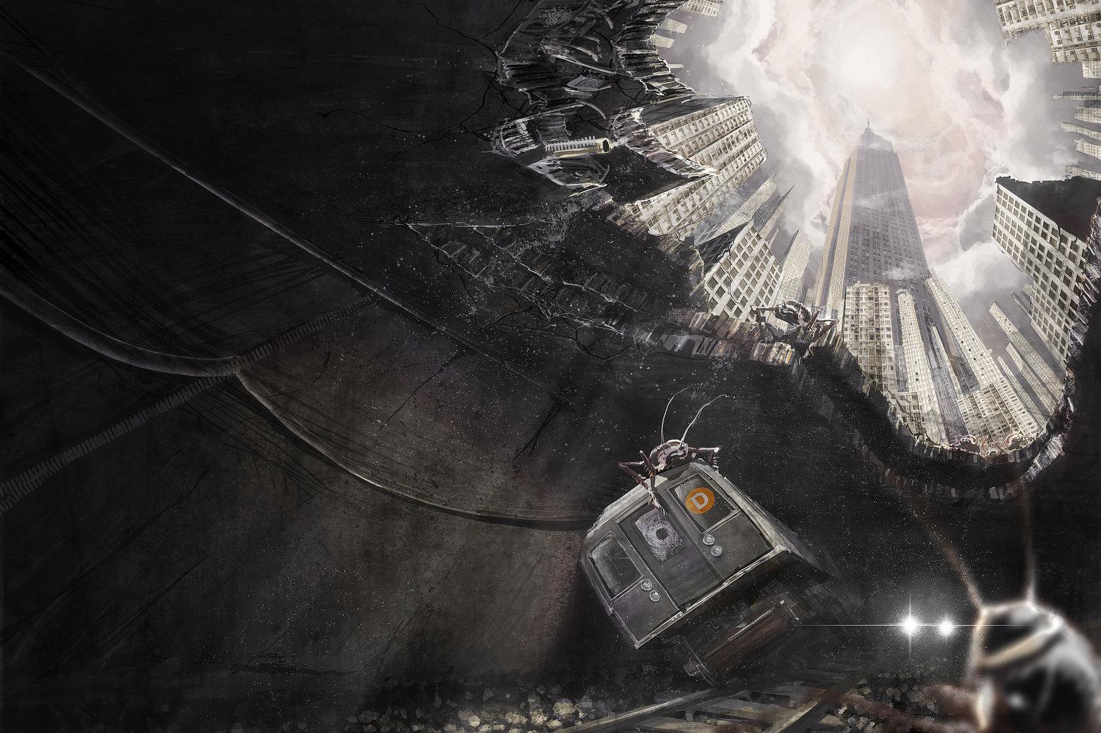 Manhattan 2112