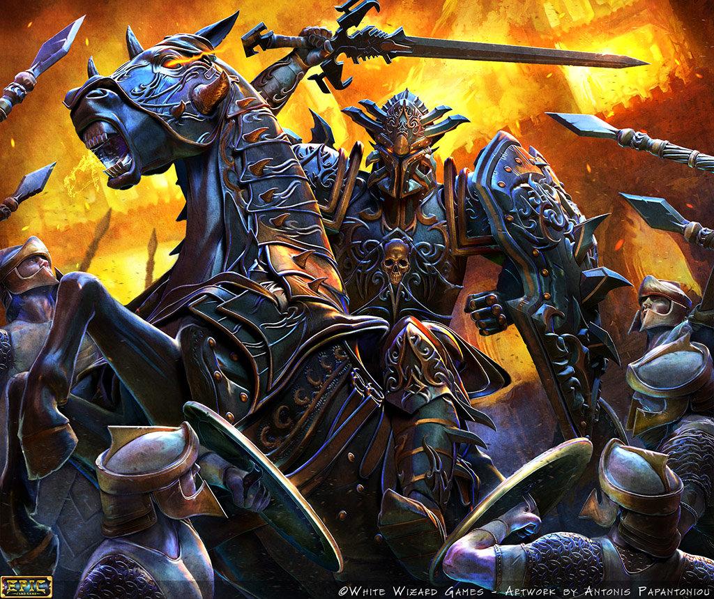 Antonis papantoniou dark knight 1