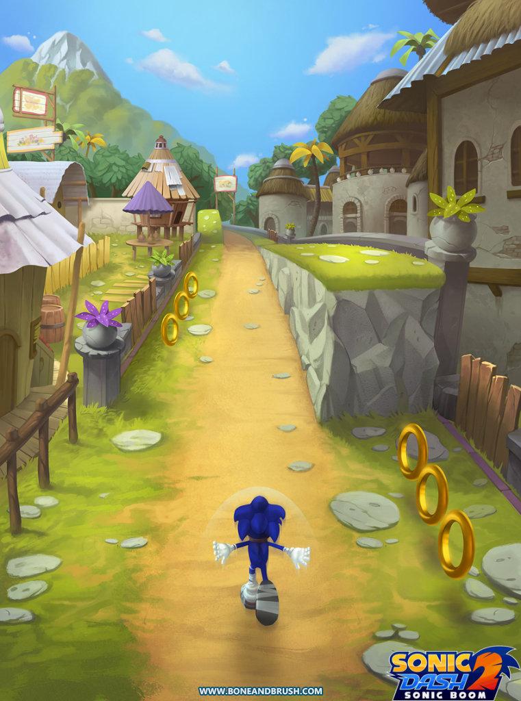 Village Concept 1