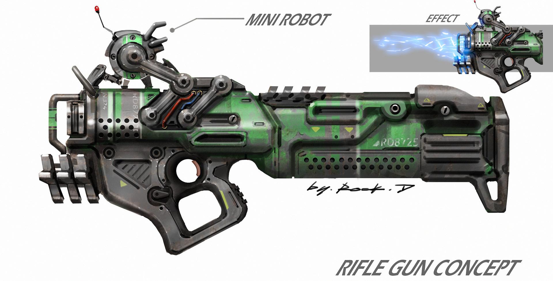 Rock d gun89