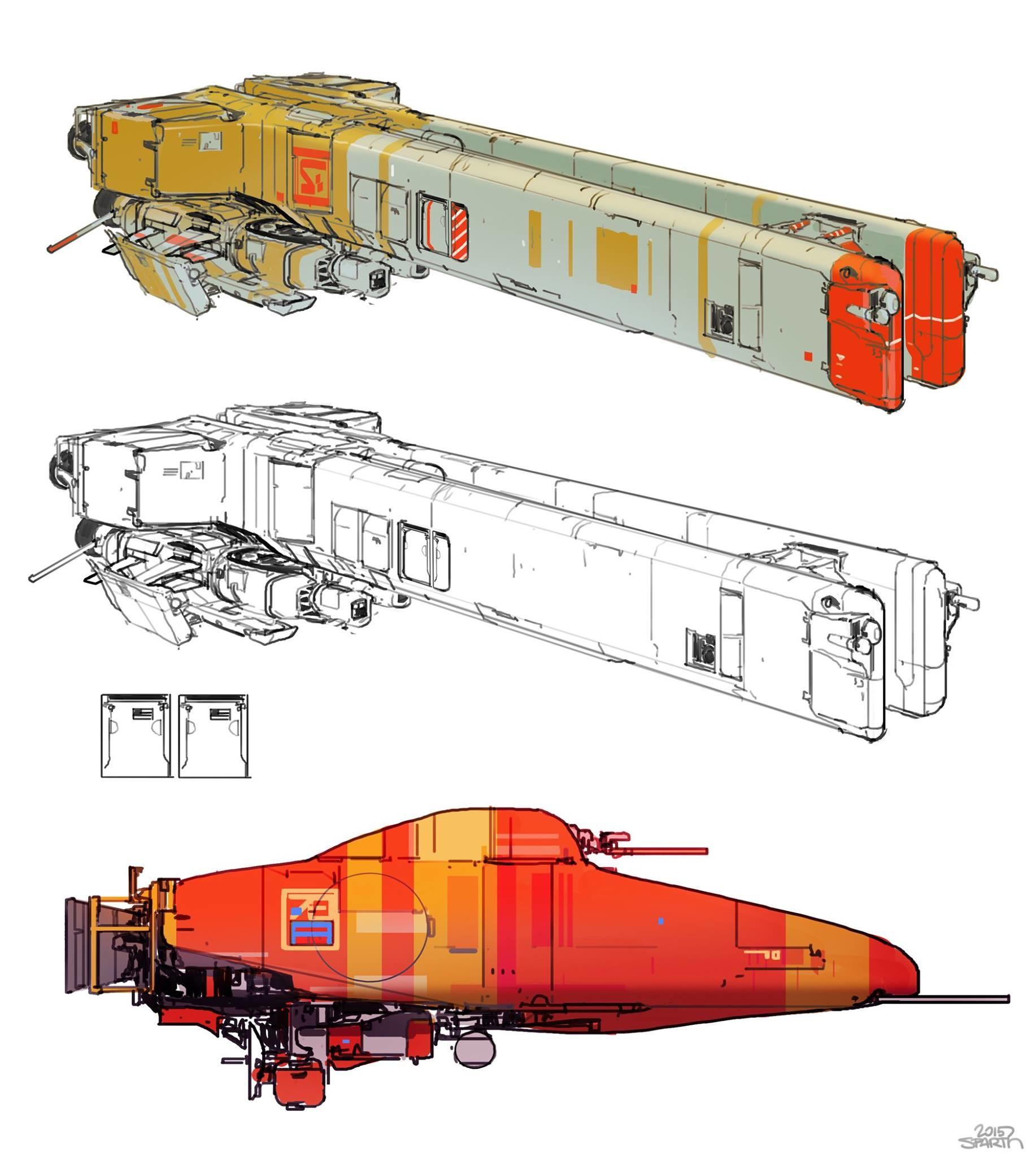 Sparth deux spaceships long sm