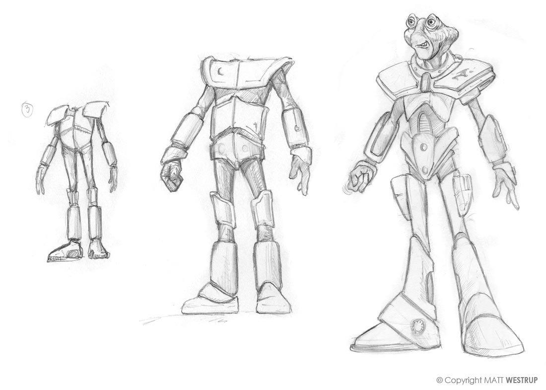 Character ark ramm concept 03