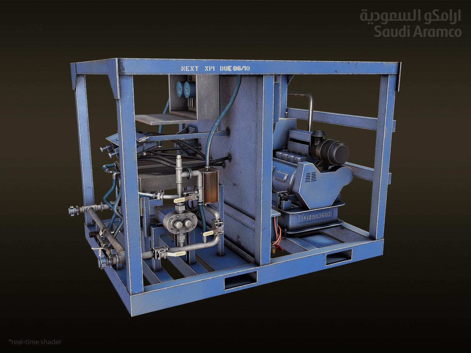 Demitry nemirovskiy chemical pump 1