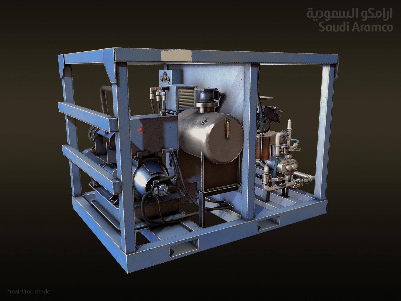 Demitry nemirovskiy chemical pump 2