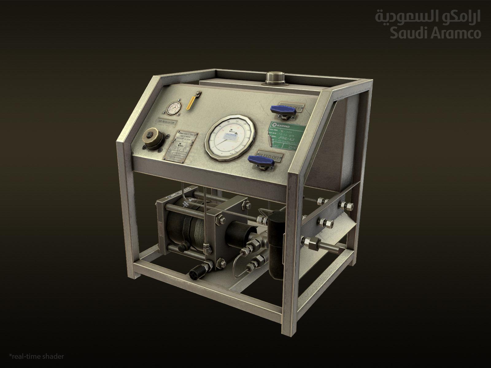 Demitry nemirovskiy control panel