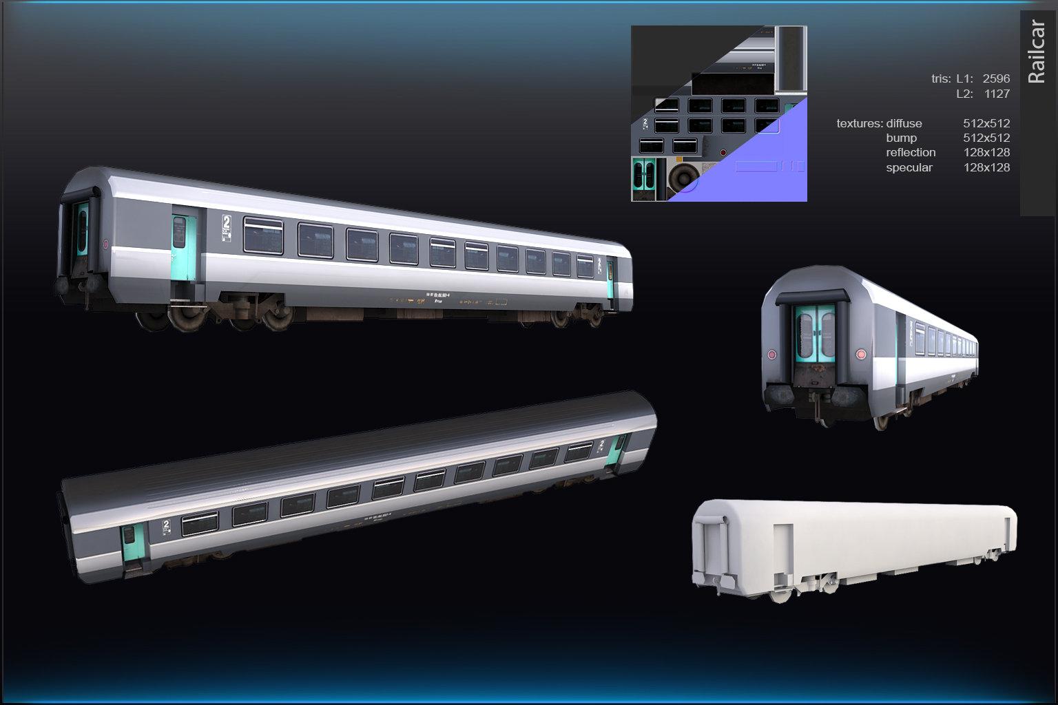 Demitry nemirovskiy railcar