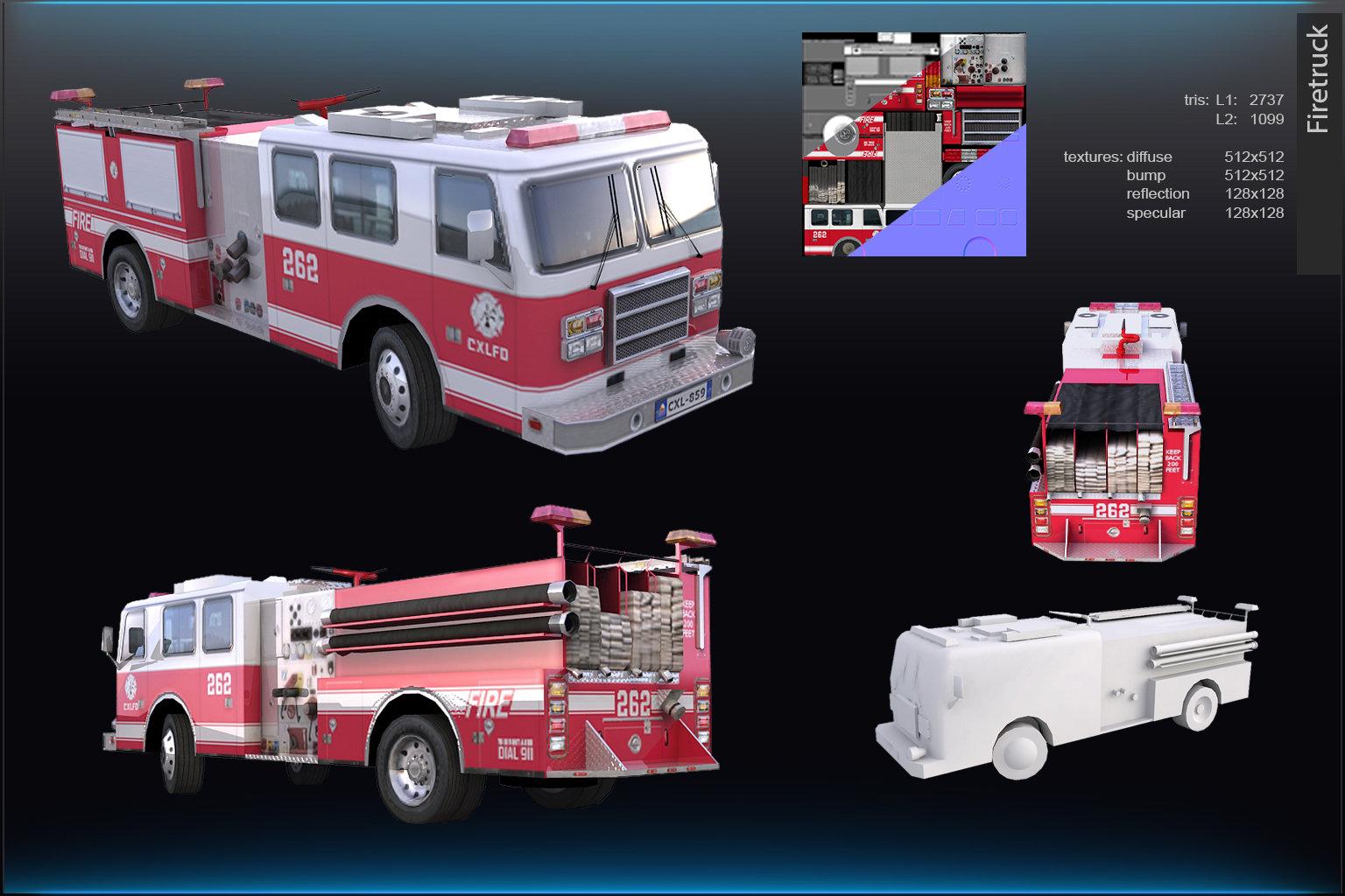 Demitry nemirovskiy firetruck