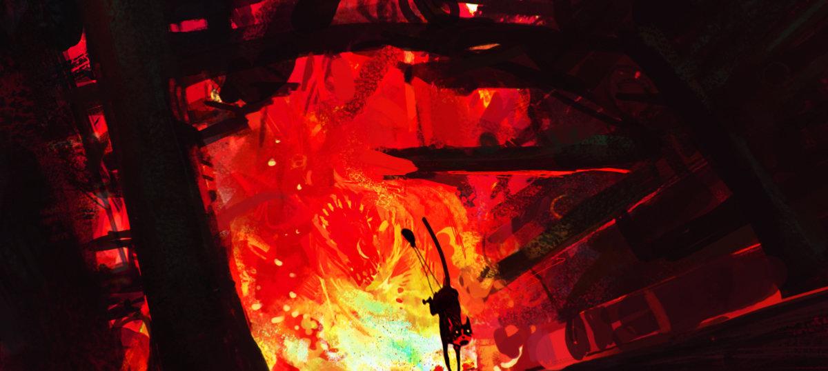 Alexander mandradjiev runlet burning 2