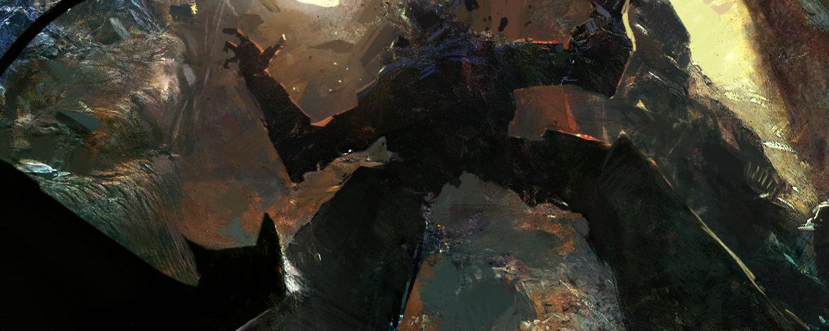 Alexander mandradjiev cave troll 1