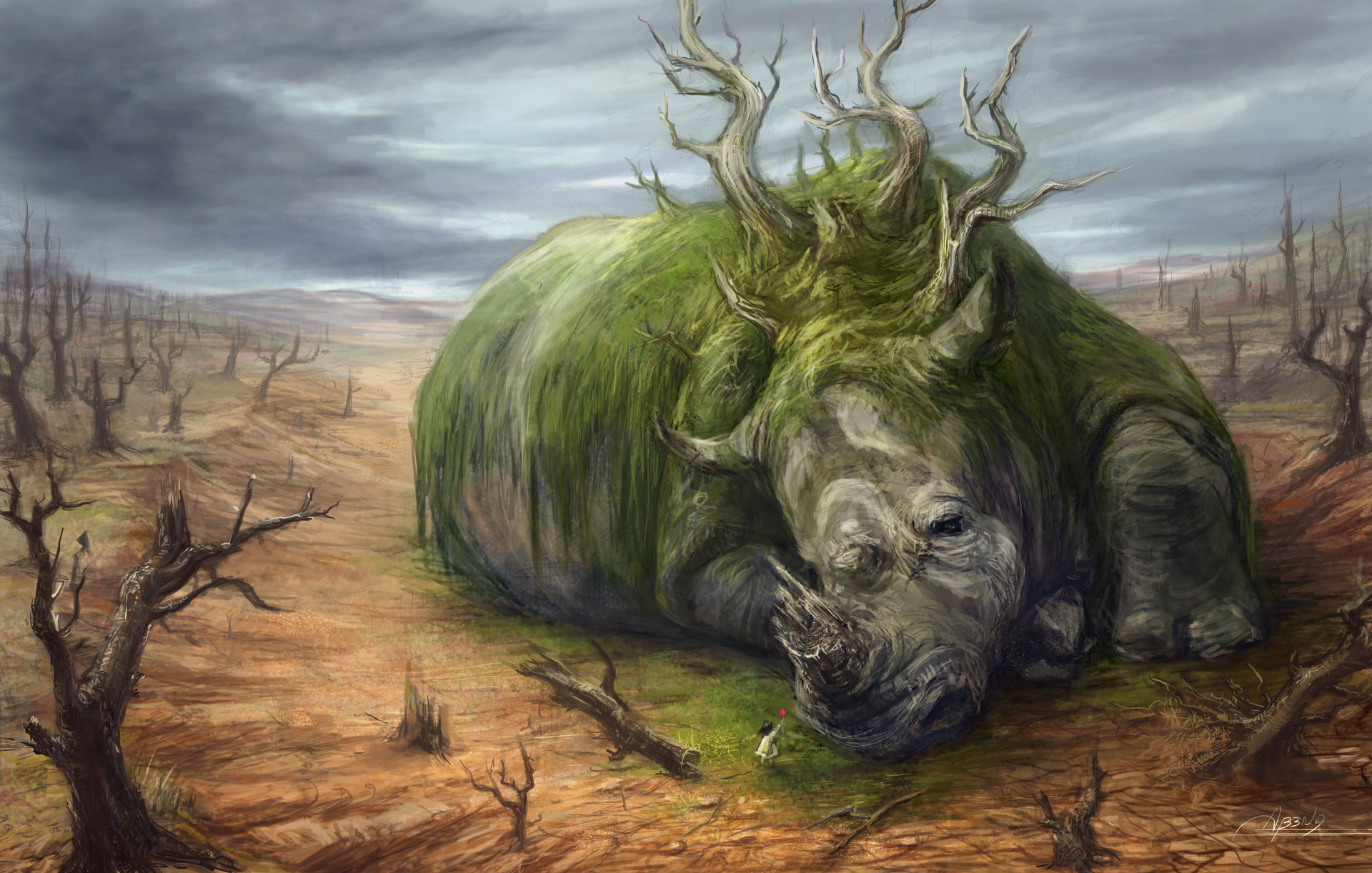 Elena maria vacas rhino2