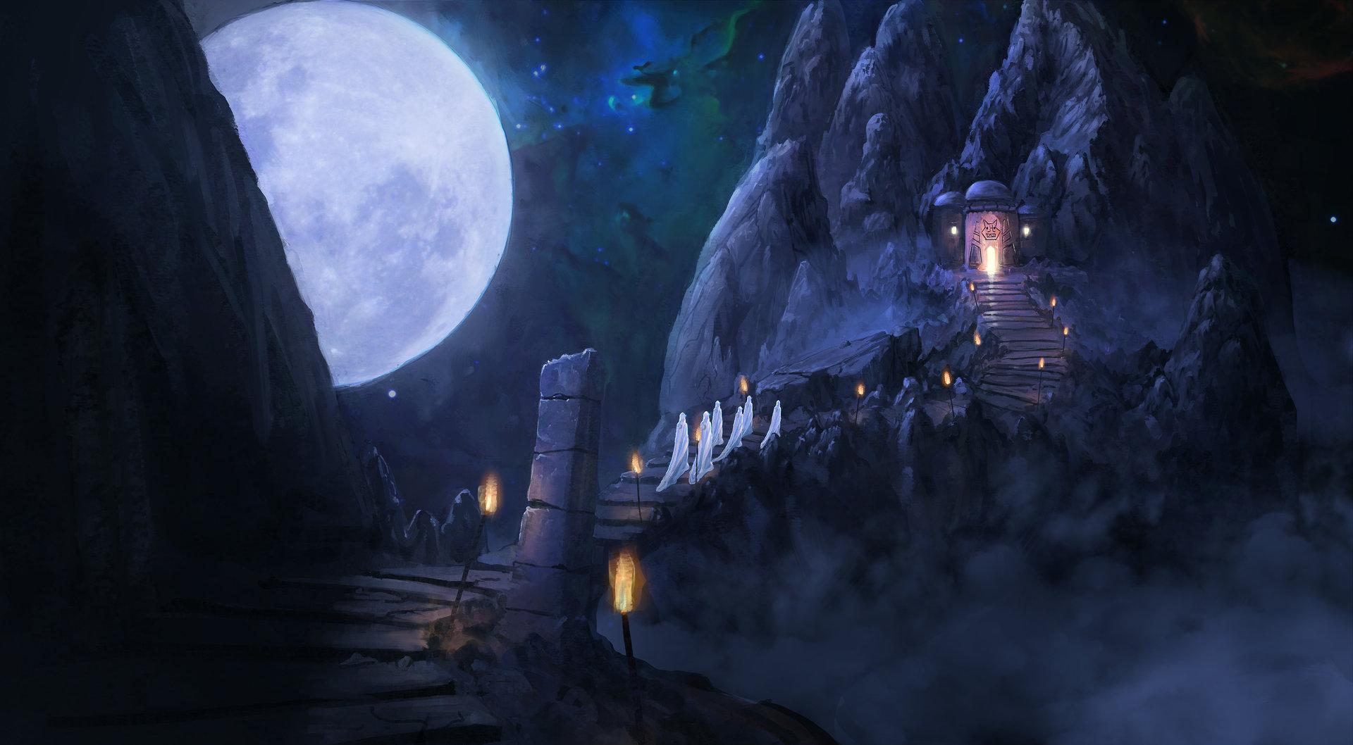 Ryan groskamp the moon observatory no aut