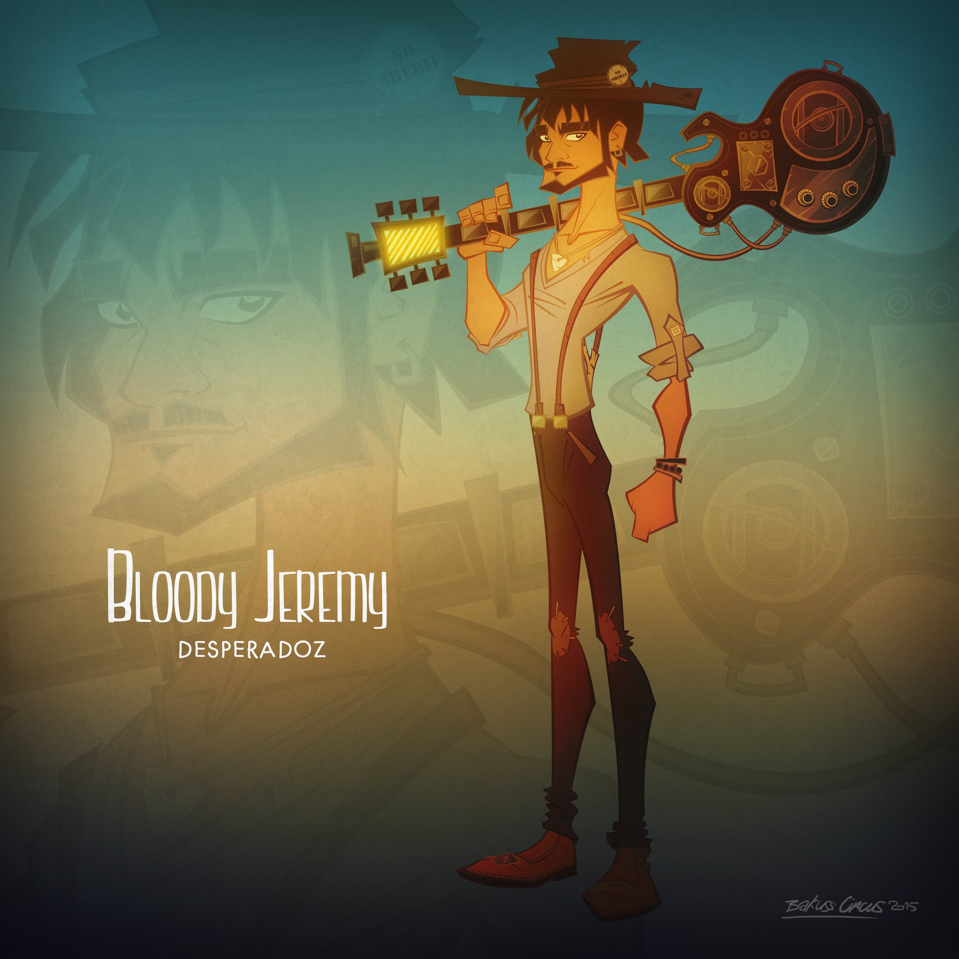 Quentin prigent bloody jeremy
