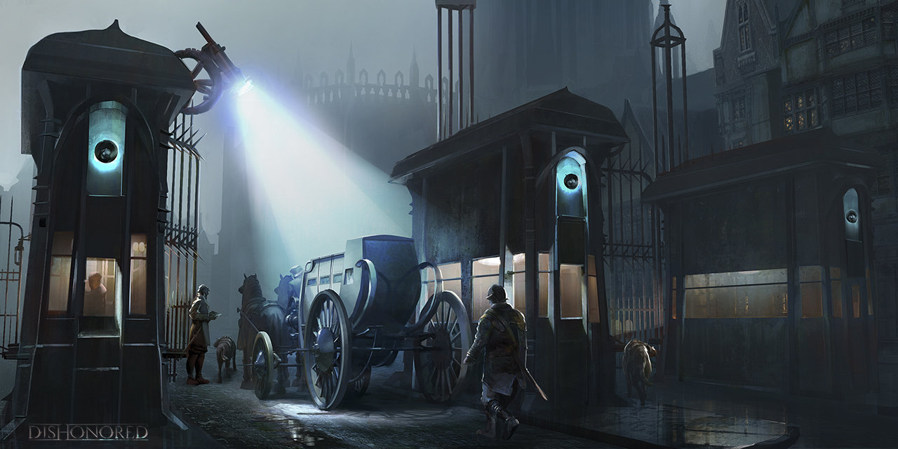 Opus artz dishonored checkpoint